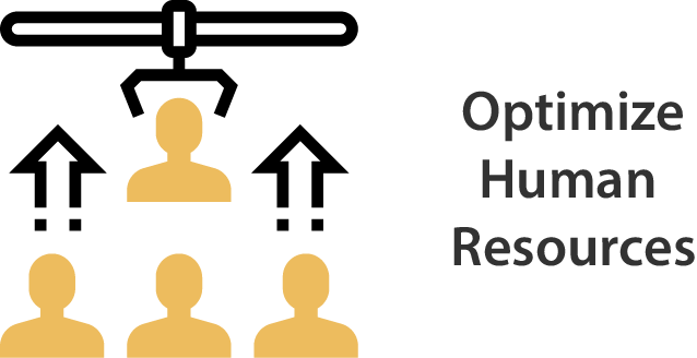Optimize Human Resources
