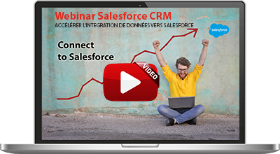 webinar data integration - CRM Salesforce - ETL Stambia