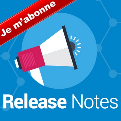 Release note newsletter Stambia